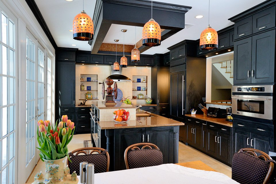architectural photogaphy - kitchens