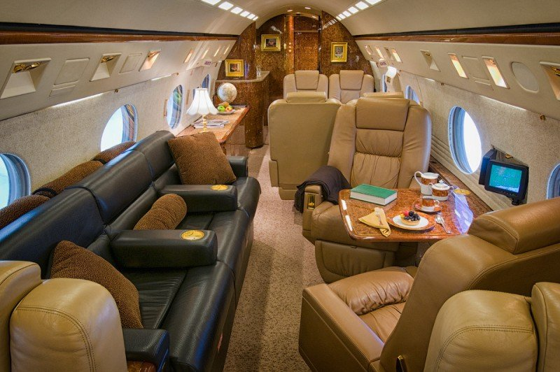 architectural aircraft interiors