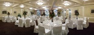 architectural panoramic ballroom