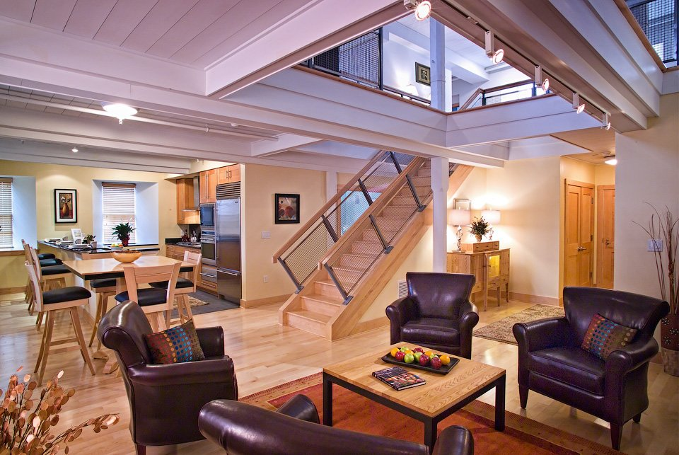 architectural residential interiors