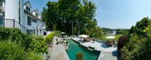 arhitectural panoramic real estate