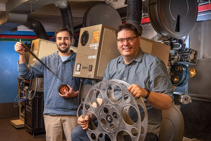 Cinestudio Projectionists