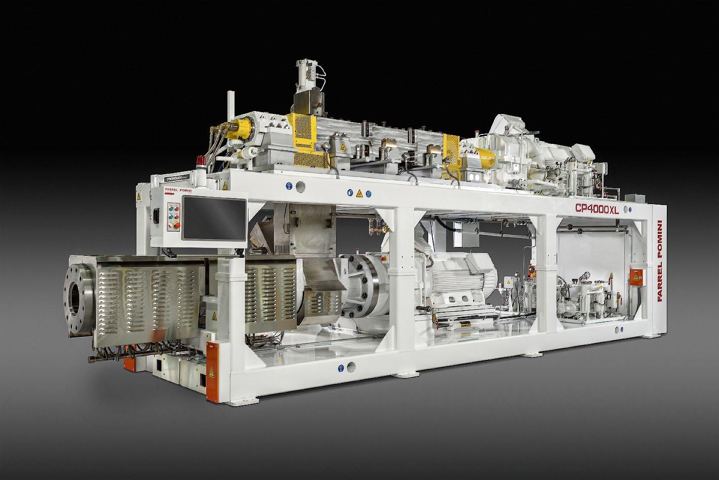 farrel machine industrial after