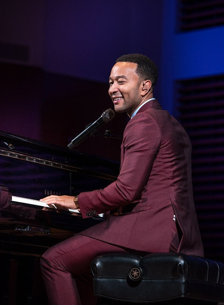 John Legend in Concert at Choate
